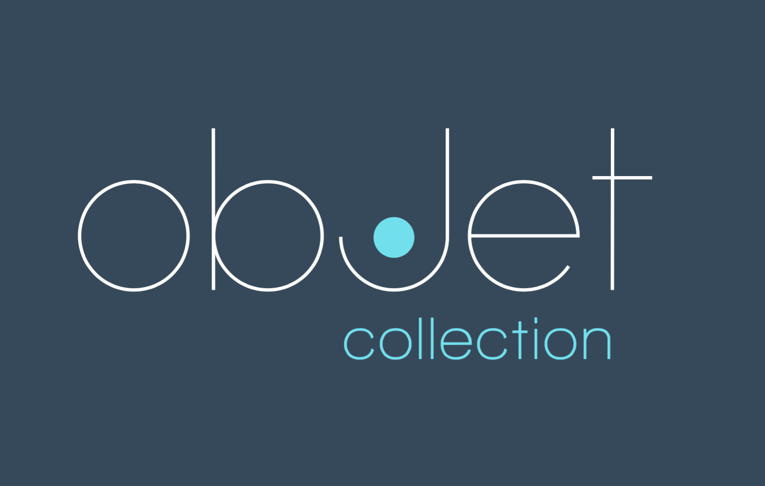 Catalogue objet design