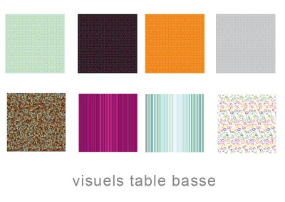 visuels table